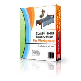 Comfy Hotel Reservation For Workgroup v.4.6