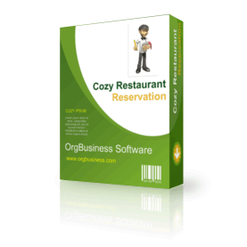 Cozy Restaurant Reservation v.5.0