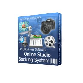 Online Studio Booking System