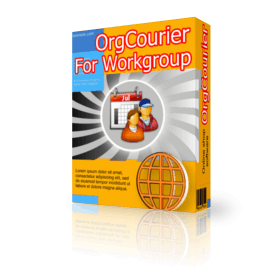 OrgCourier For Workgroup v.4.1