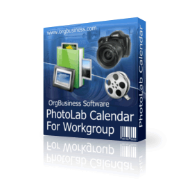 PhotoLab Calendar for Workgroup v.3.9