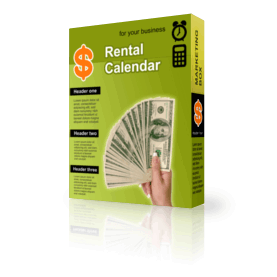 Rental Calendar v.5.1