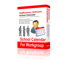 School Calendar For Workgroup v.4.4