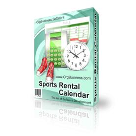 Sports Rental Calendar v.3.2