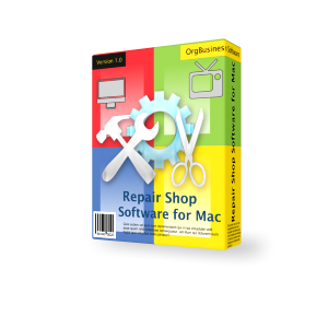 Repair Shop Software for Mac 3.1
