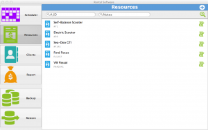 Rental Software for Mac - resources